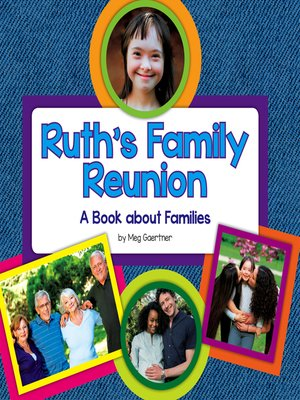 cover image of Ruth's Family Reunion