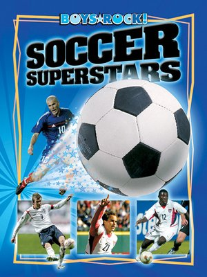 cover image of Soccer Superstars