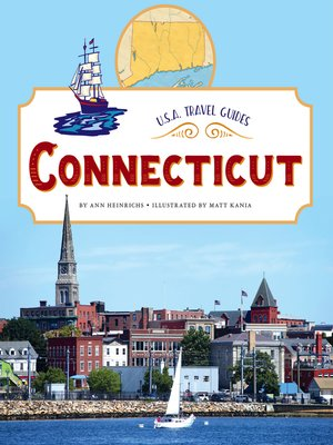 cover image of Connecticut