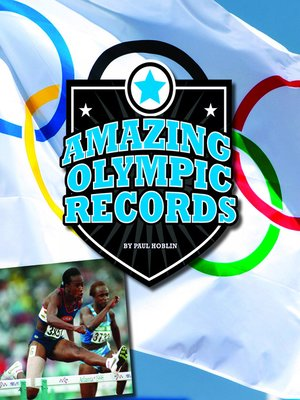 cover image of Amazing Olympic Records