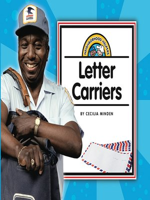 cover image of Letter Carriers