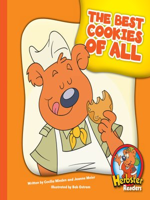 cover image of The Best Cookies of All