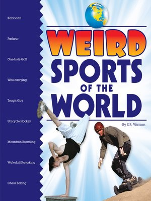 cover image of Weird Sports of the World