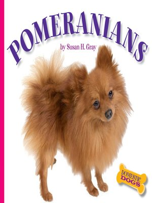 cover image of Pomeranians