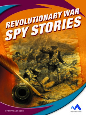 cover image of Revolutionary War Spy Stories