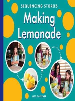 cover image of Making Lemonade