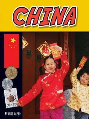 cover image of China