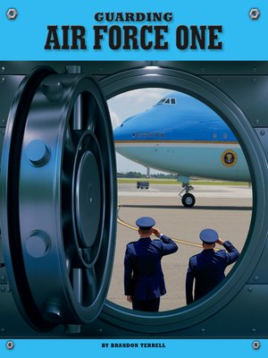 cover image of Guarding Air Force One