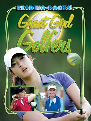 cover image of Great Girl Golfers