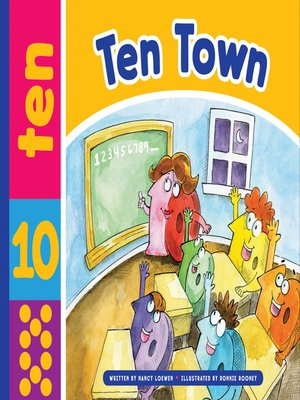 cover image of Ten Town
