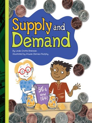 cover image of Supply and Demand