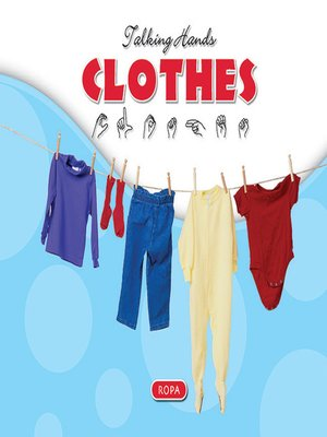 cover image of Clothes/Ropa