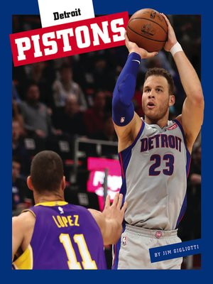 cover image of Detroit Pistons