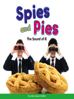 cover image of Spies and Pies