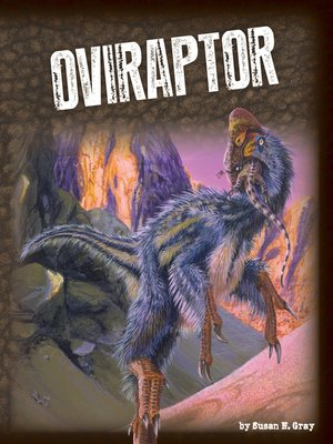 cover image of Oviraptor