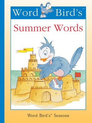 cover image of Word Bird's Summer Words