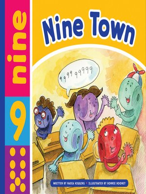 cover image of Nine Town