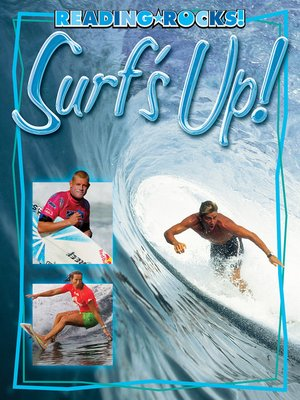 cover image of Surf's Up!