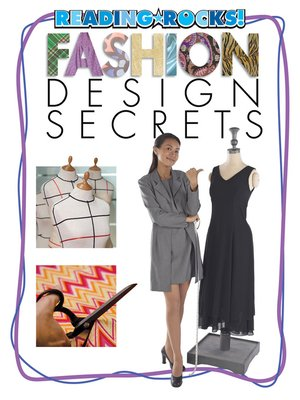 cover image of Fashion Design Secrets