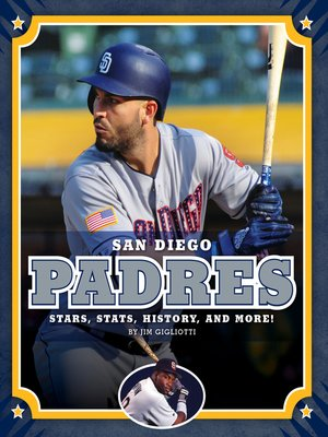 cover image of San Diego Padres