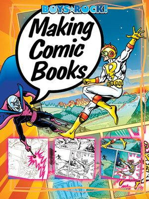 cover image of Making Comic Books