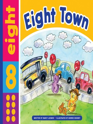 cover image of Eight Town
