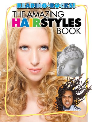 cover image of The Amazing Hairstyles Book