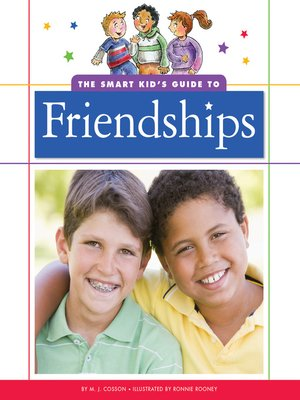 cover image of The Smart Kid's Guide to Friendships