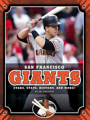 cover image of San Francisco Giants