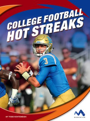 cover image of College Football Hot Streaks