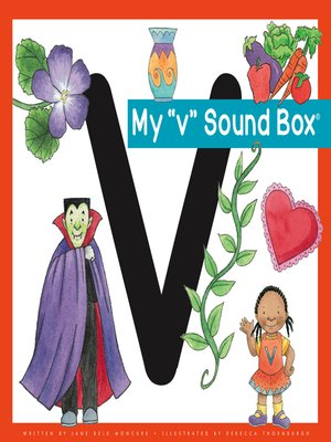 cover image of My 'v' Sound Box
