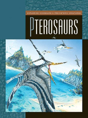 cover image of Pterosaurs