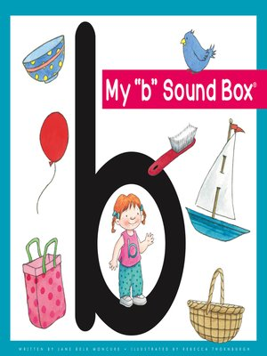 cover image of My 'b' Sound Box