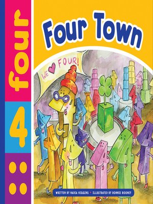 cover image of Four Town