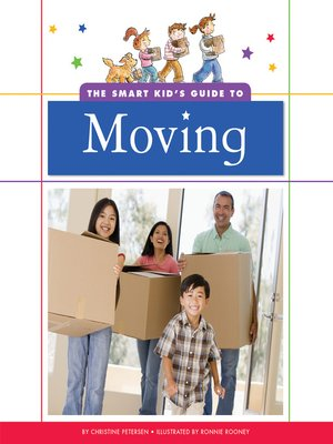 cover image of The Smart Kid's Guide to Moving