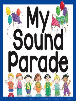 cover image of My Sound Parade