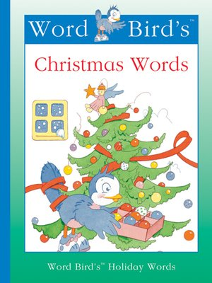 cover image of Word Bird's Christmas Words