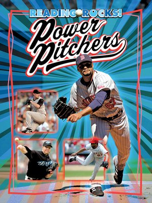 cover image of Power Pitchers