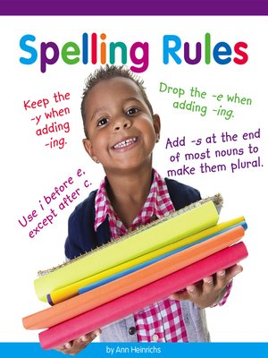cover image of Spelling Rules