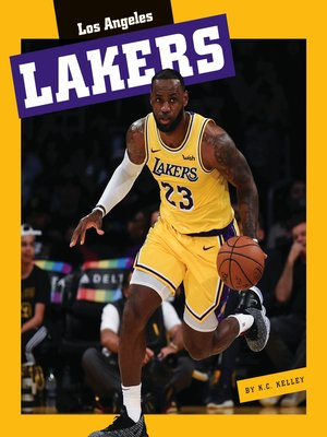 cover image of Los Angeles Lakers