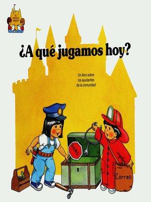 cover image of A que jugamos hoy?