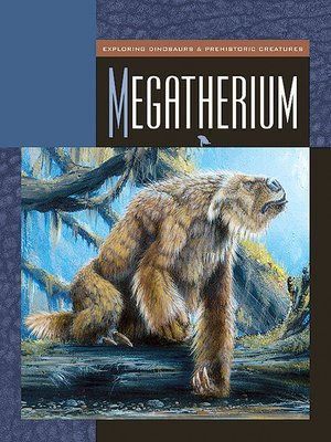 cover image of Megatherium