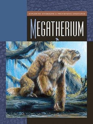 cover image of Megatherium