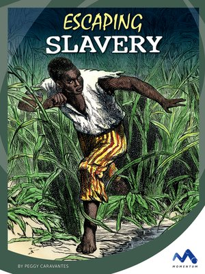 cover image of Escaping Slavery