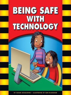 cover image of Being Safe with Technology