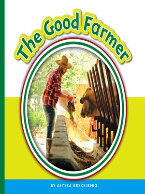 cover image of The Good Farmer