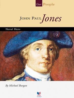 cover image of John Paul Jones