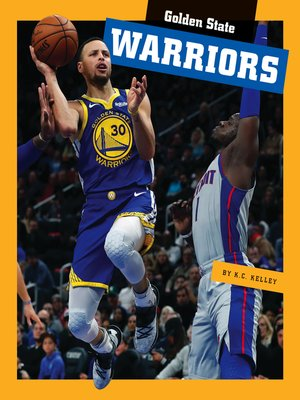cover image of Golden State Warriors