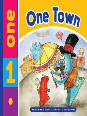 cover image of One Town