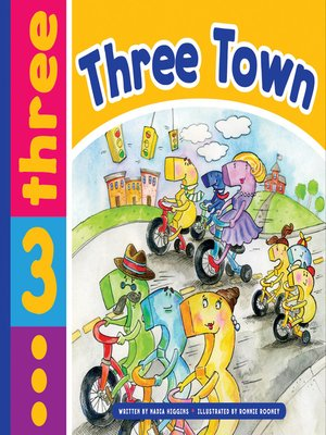 cover image of Three Town